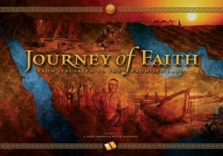 Journey of Faith, From Jerusalem to the Promised Land (Book)