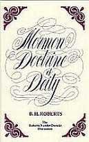 Mormon Doctrine of Deity