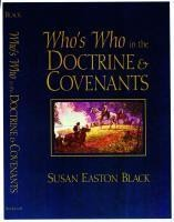 Who's Who in the Docrine & Covenants