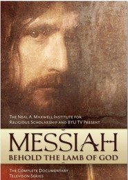 Messiah Behold the Lamb of God (DVD)