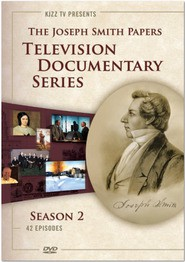 The Joseph Smith Papers Television Documentary Series, Season 2 (DVD)
