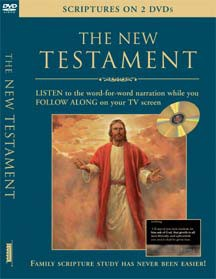 New Testament on DVD