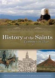 History of the Saints: Gathering to the West, Season 1 (DVD)