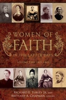 Women of Faith in the Latter Days, Vol. 2, 1821-1845