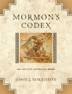 Mormon's Codex: An Ancient Mesoamerican Book
