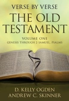 Verse by Verse, The Old Testament, Vol. 1