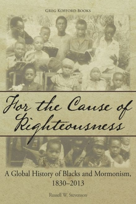 For the Cause of Righteousness