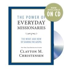Power of Everyday Missionaries, The: The What and How of Sharing the Gospel, CD