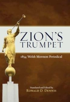 Zion's Trumpet: 1854 Welsh Mormon Periodical