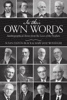In Their Own Words: Inspiring Autobiographical Stories from the Lives of the Prophets