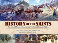 History of the Saints: The Great Mormon Exodus and the Establishment of Zion