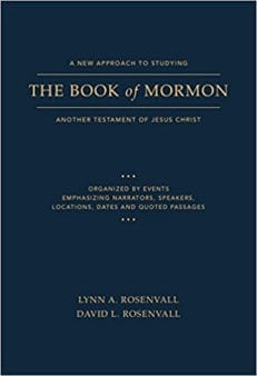 New Approach to Studying the Book of Mormon Another Testament of Jesus Christ, A