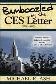 Bamboozled By The CES Letter