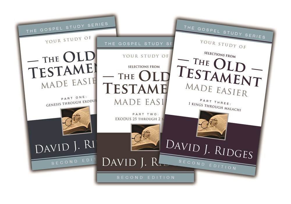 Old Testament Made Easier Boxed Set