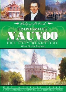 Joseph Smith's Nauvoo: The City Beautiful (DVD)