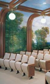 Ordinance room, Manhattan NY Temple