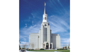 Boston, Massachusetts temple