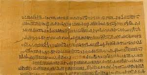 The Amherst Papyrus