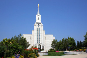 The Boston Massachusetts Temple