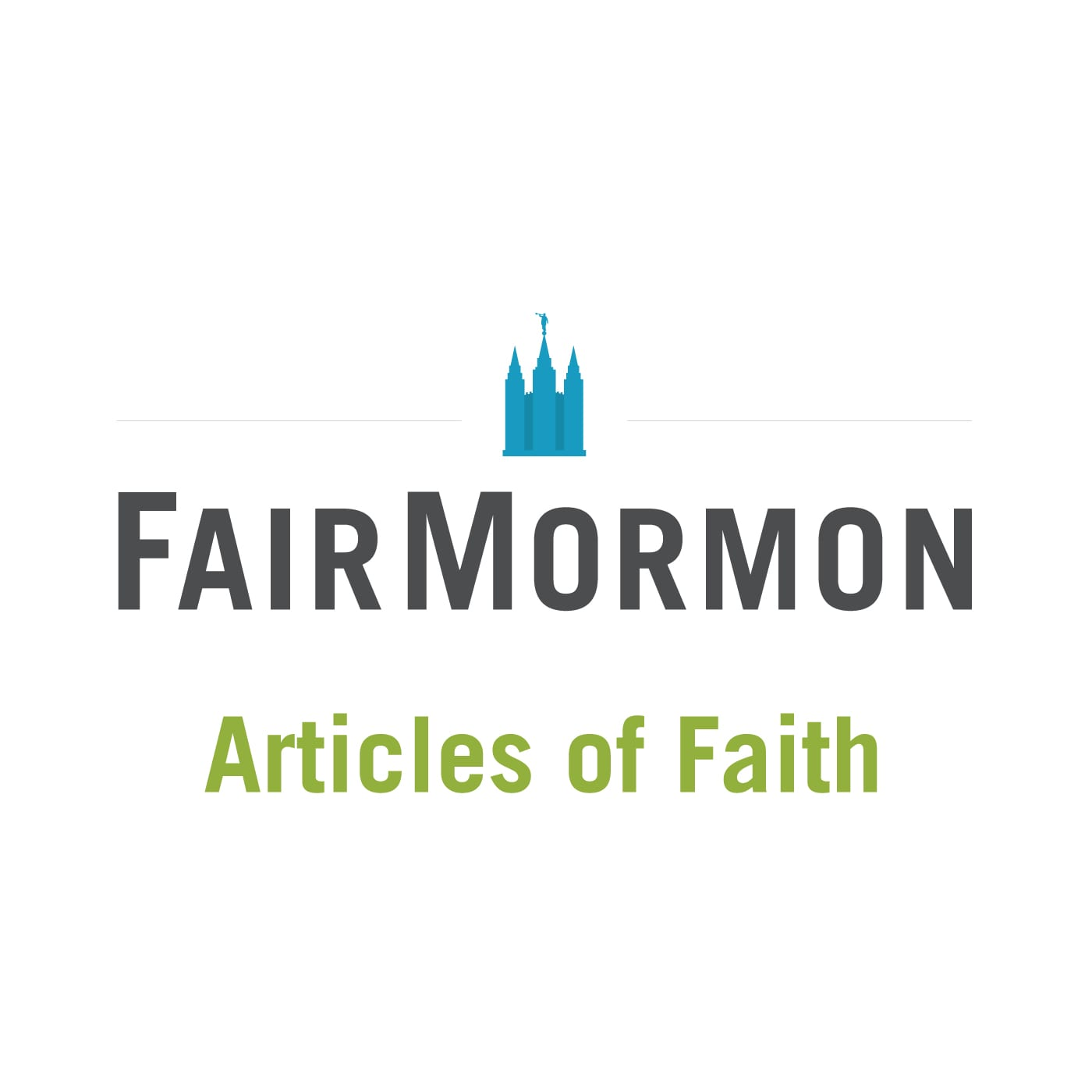 Articles of Faith – FairMormon Blog