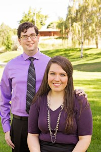 Kyle and Amy Merkley
