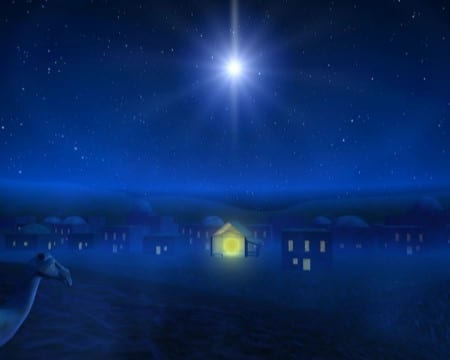 Star of Bethlehem 3D Christmas Screensaver