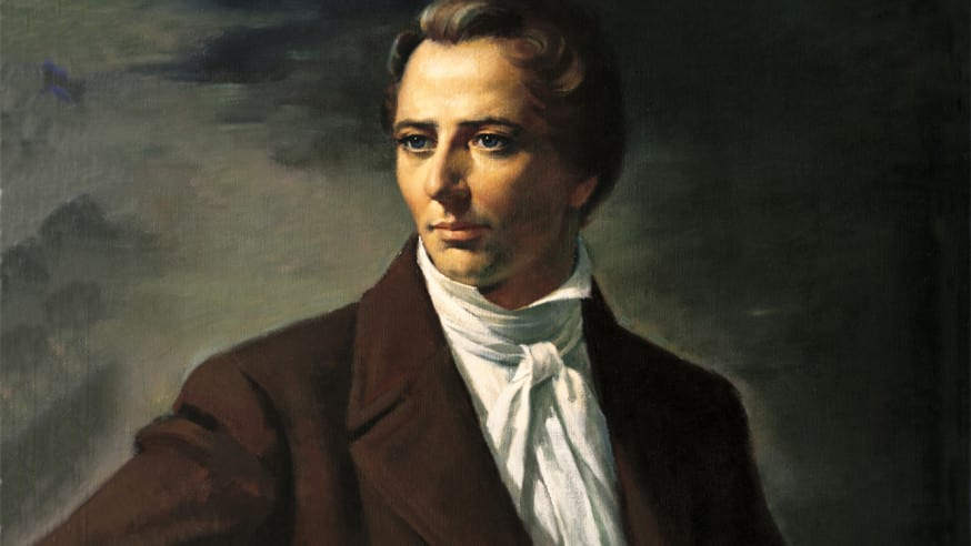 Joseph Smith Painting