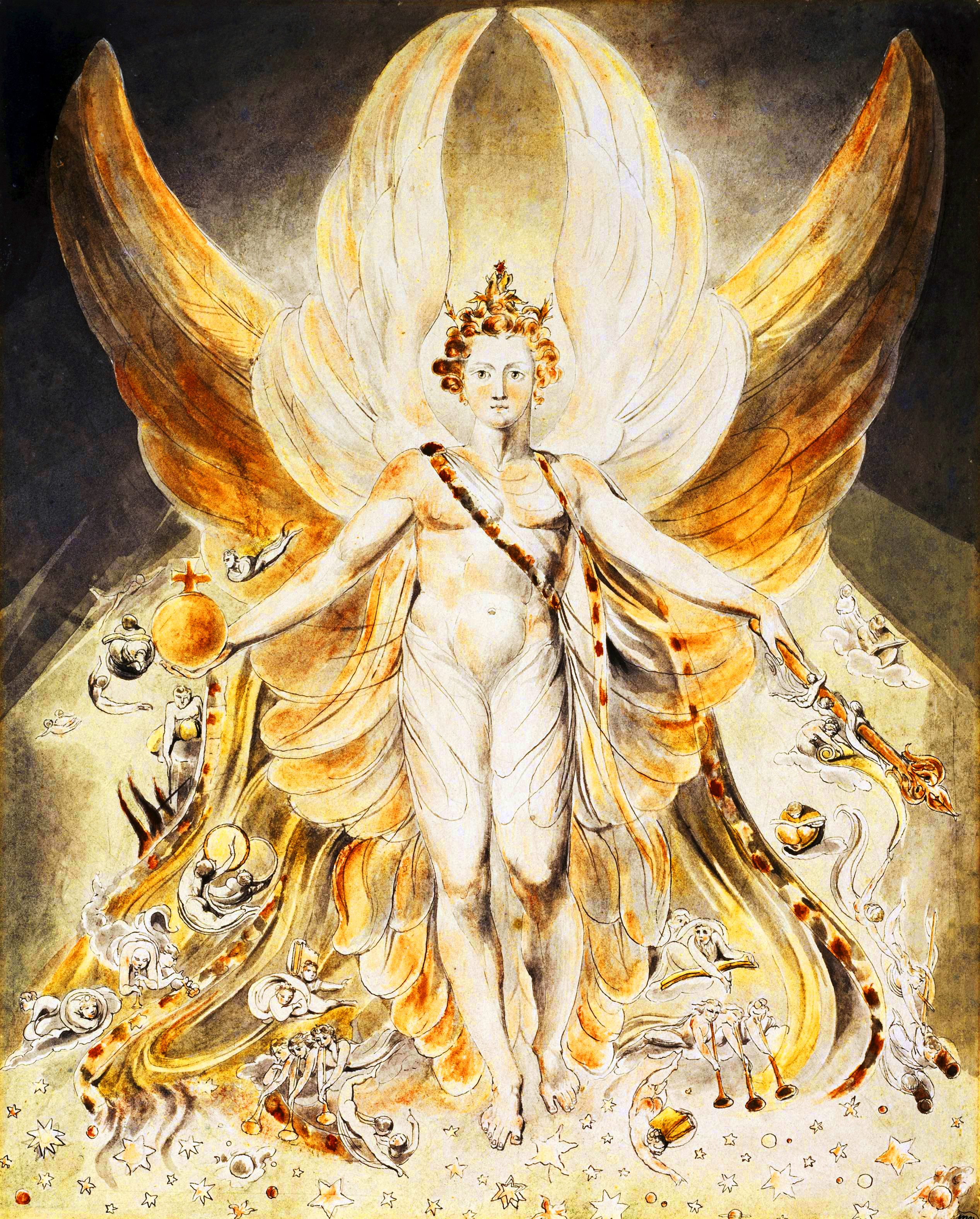 Lucifer Devil: What Was The Nature Of Satan's Premortal Proposal? (Old
