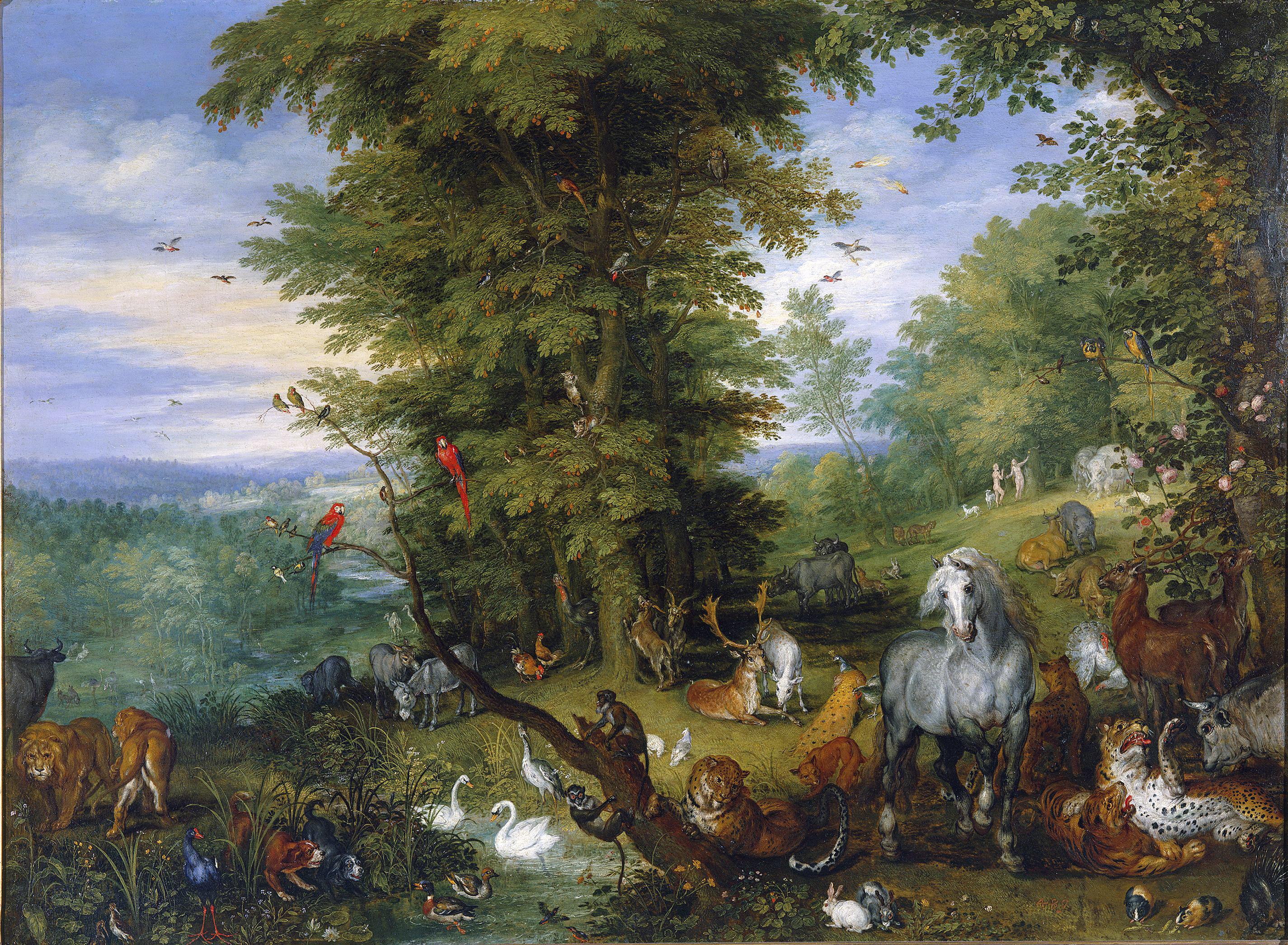 Did satan actually deceive eve old testament gospel - Where is the garden of eden today ...