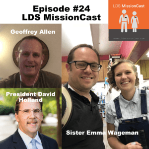 LDS MissionCast - Podcast for Mormon Missionaries