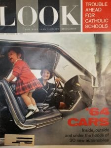 Look Magazine Cover, October 22, 1963