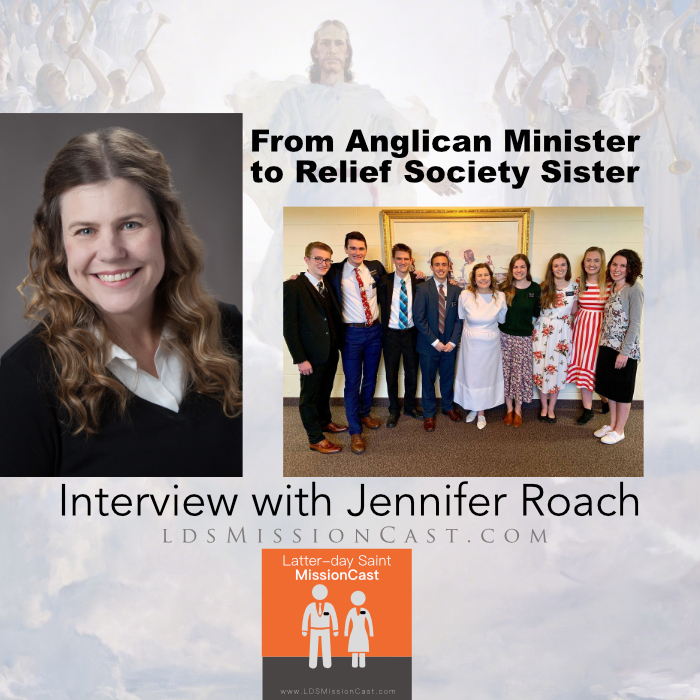 Jennifer Roach podcast Promo